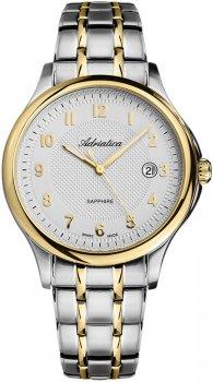 Zegarek zegarek męski Adriatica A1272.2123Q