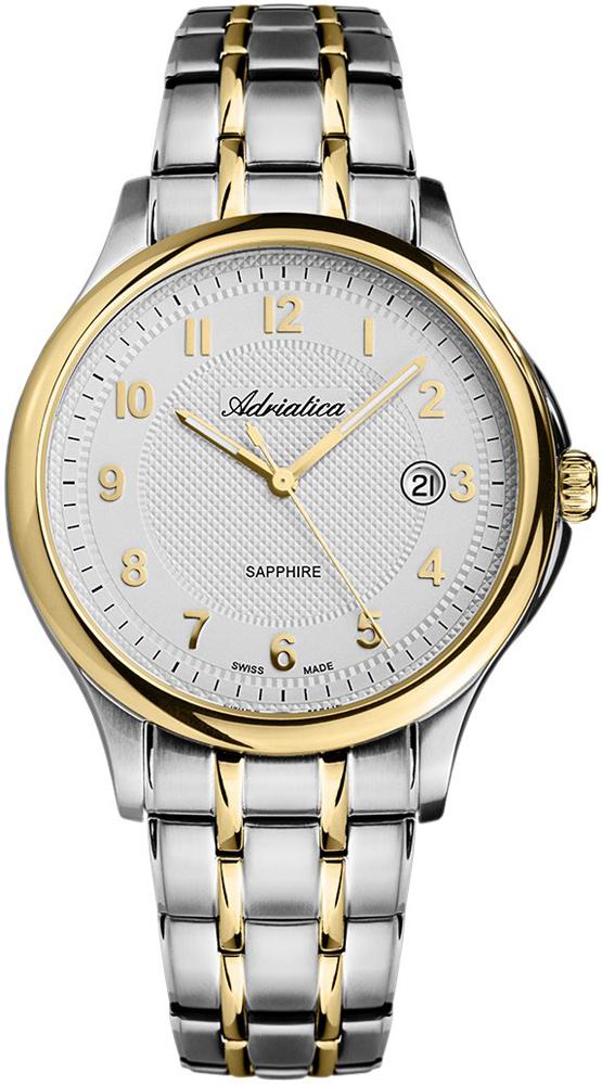 Adriatica A1272.2123Q - zegarek męski