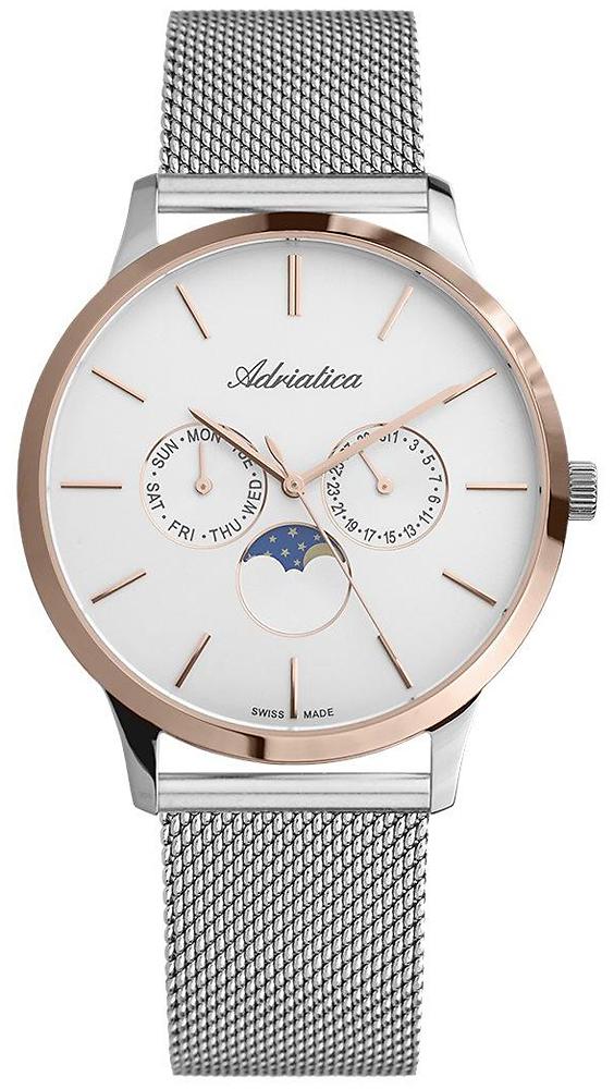 Adriatica A1274.R113QF - zegarek męski