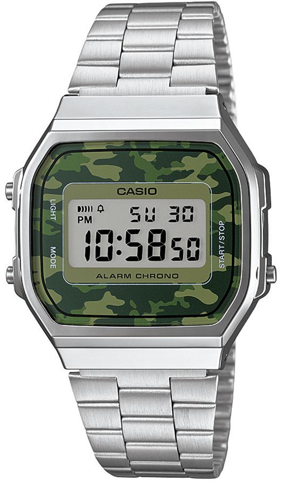 Casio A168WEC-3EF - zegarek męski