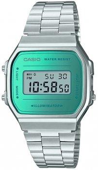 Casio A168WEM-2EF - zegarek męski
