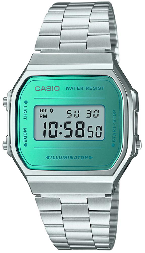 Casio Vintage A168WEM-2EF - zegarek męski