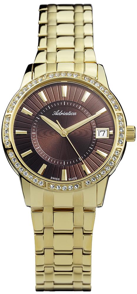 Adriatica A3602.111GQZ - zegarek damski