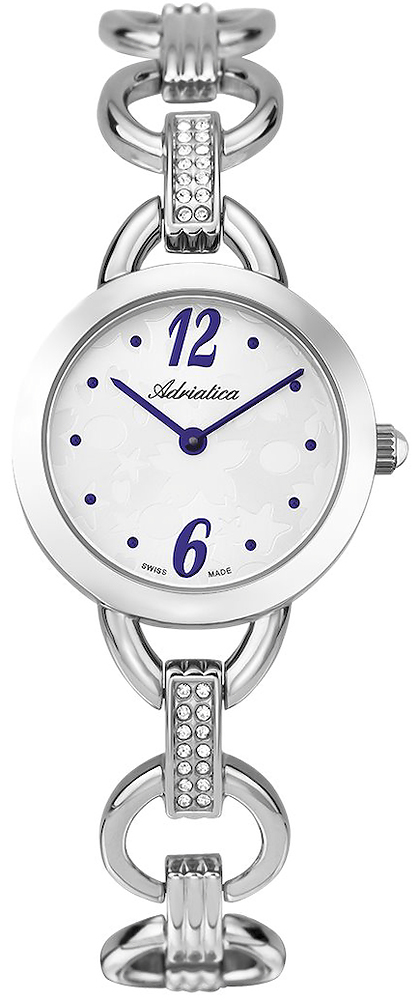 Adriatica A3622.51B3QZ - zegarek damski