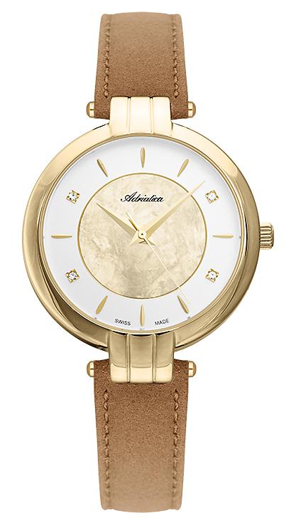 Adriatica A3775.1B9SQ - zegarek damski