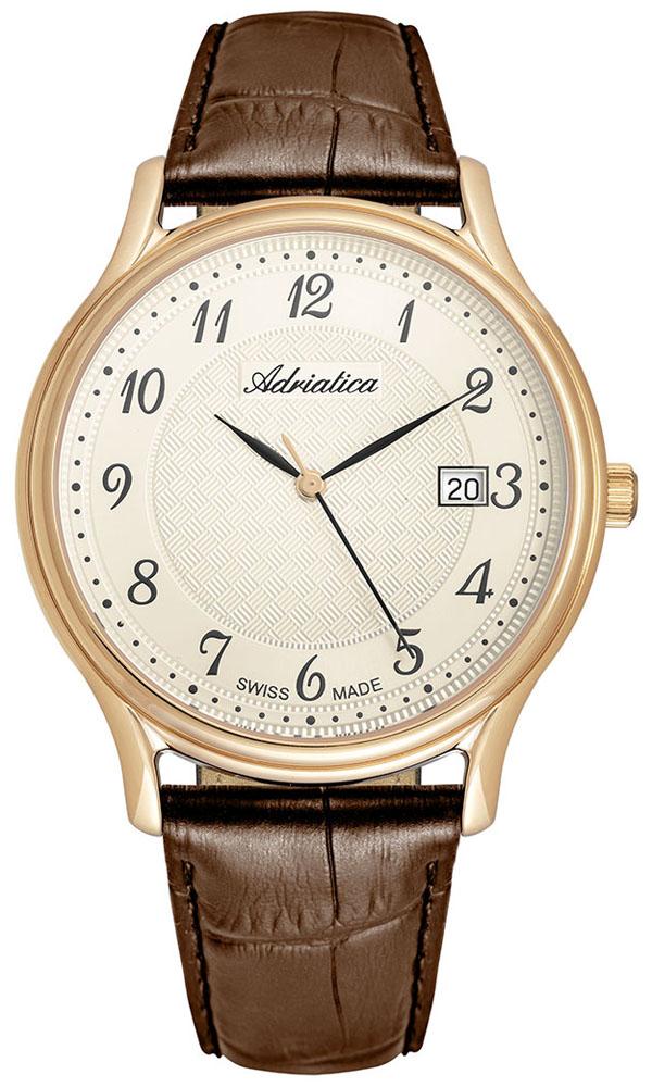 Adriatica A8000.1221Q - zegarek męski