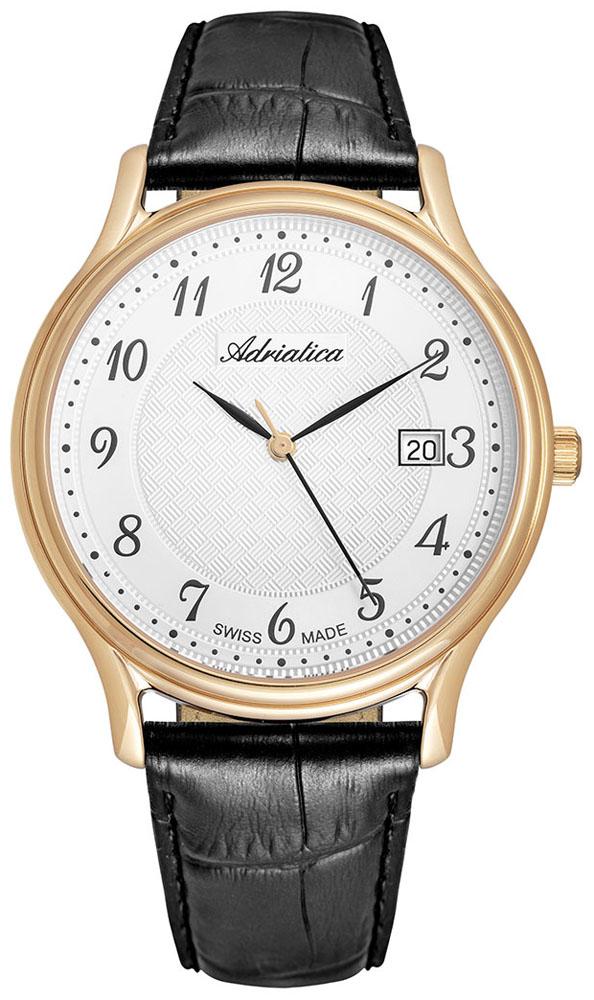 Adriatica A8000.1223Q - zegarek męski