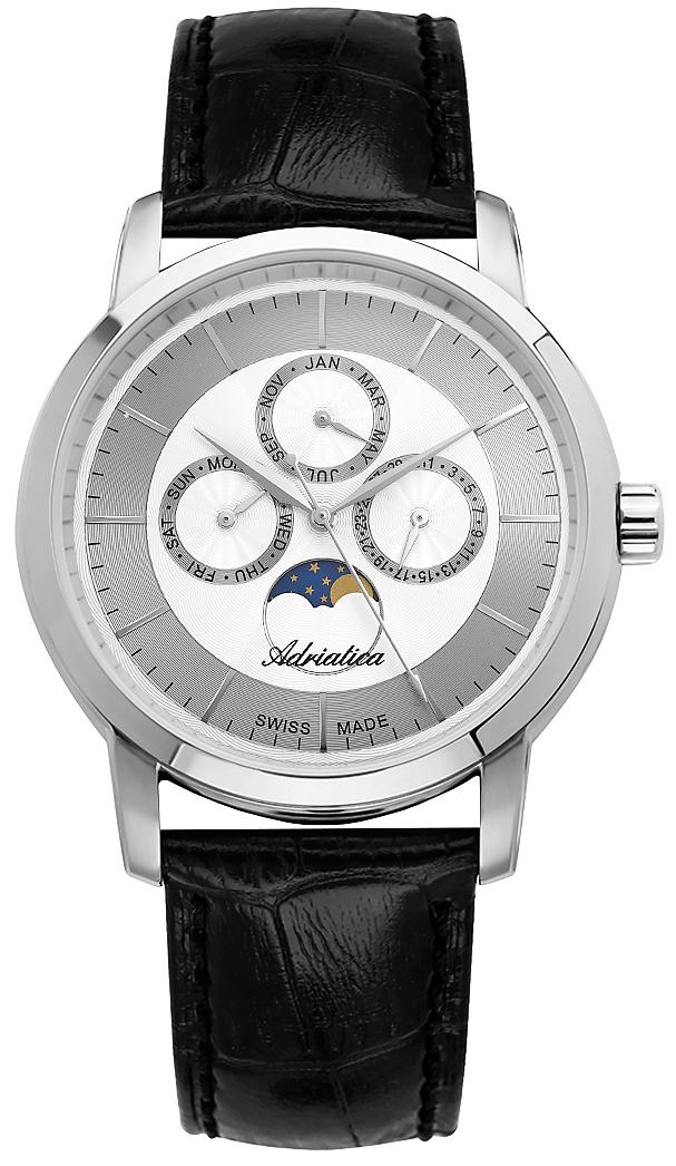 Adriatica A8134.5213QF - zegarek męski