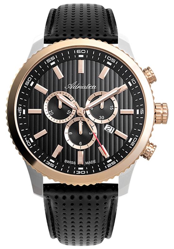 Adriatica A8163.R214CH - zegarek męski