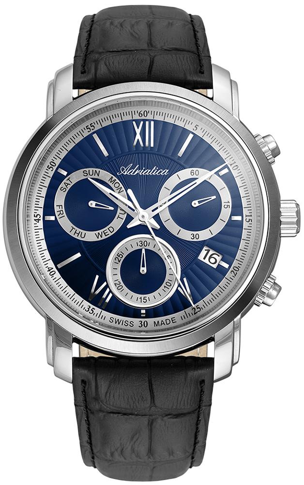 Adriatica A8193.5265CH - zegarek męski