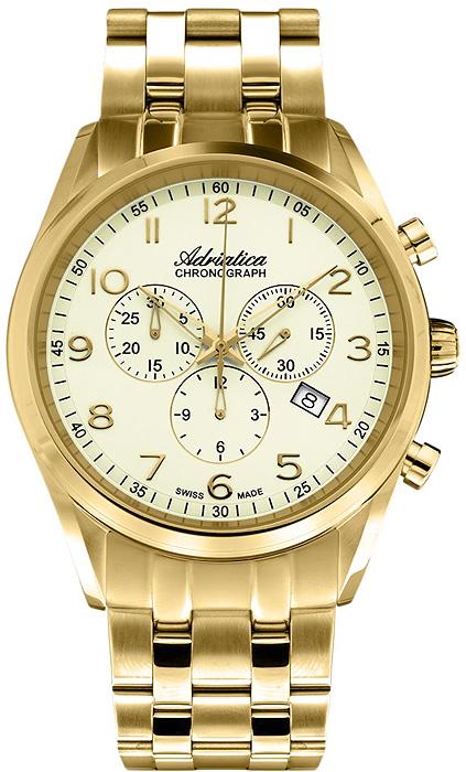 Adriatica A8204.1121CH - zegarek męski