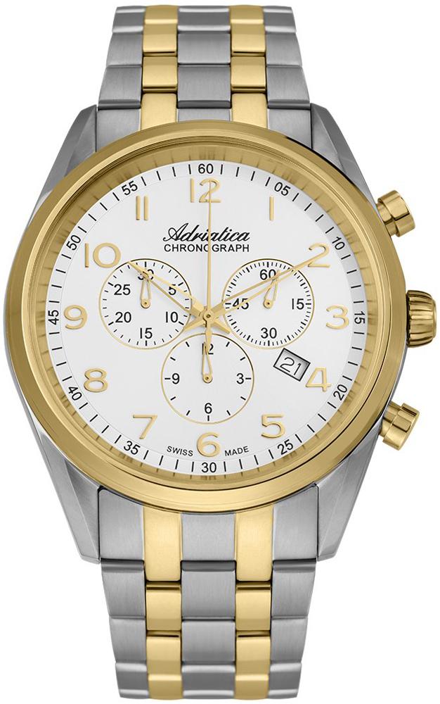 Adriatica A8204.2123CH - zegarek męski