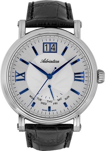 Adriatica A8237.52B3Q - zegarek męski