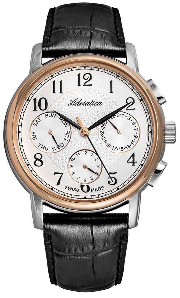 Adriatica A8256.R223QF - zegarek męski