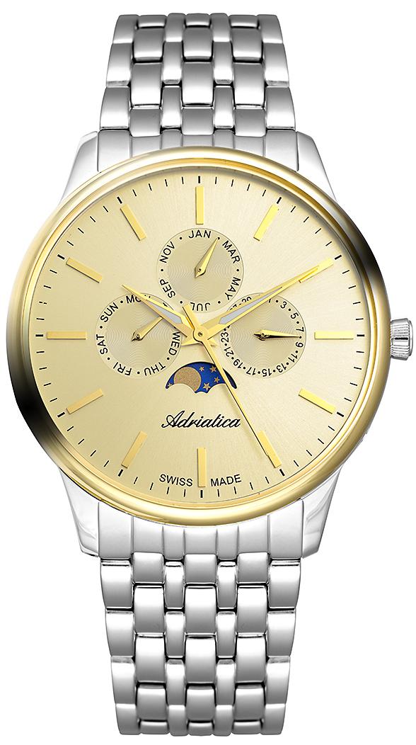 Adriatica A8262.2111QF - zegarek męski