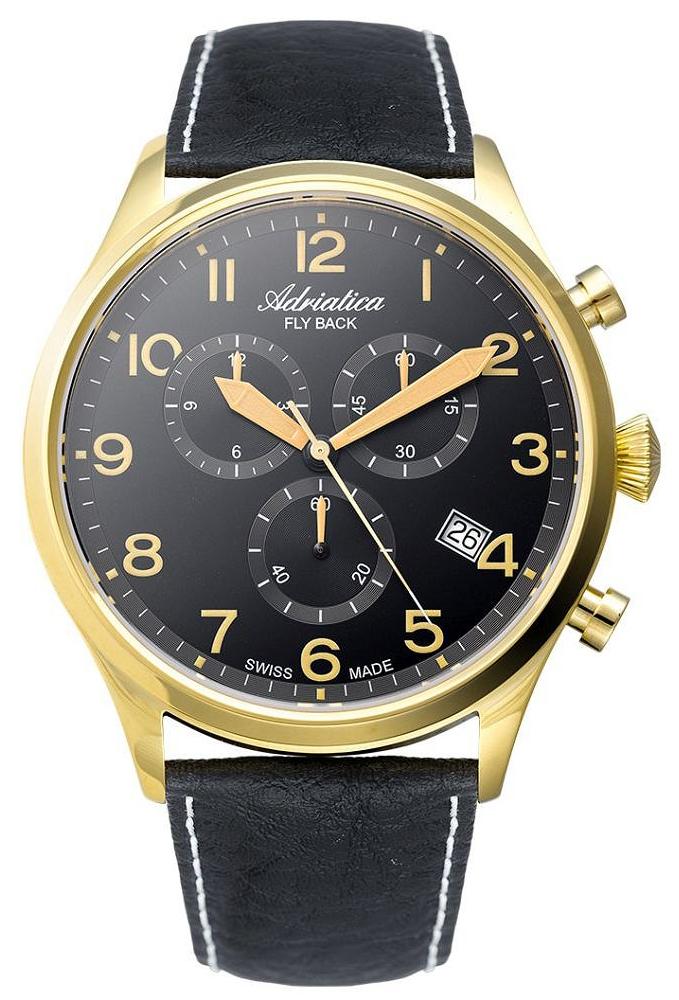 Adriatica A8267.1224CH - zegarek męski