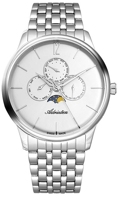 Adriatica A8269.5153QF - zegarek męski