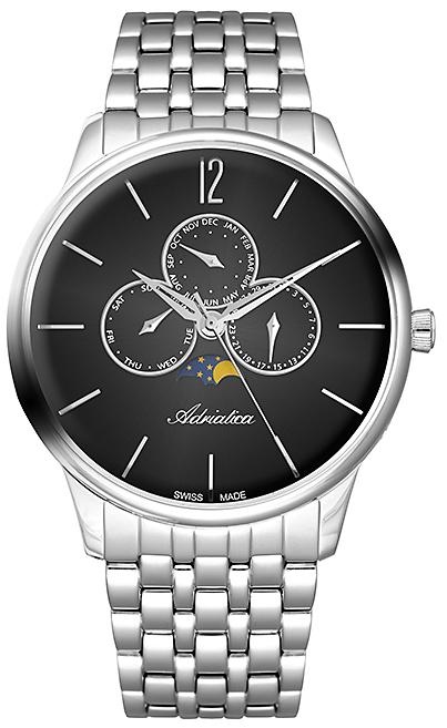 Adriatica A8269.5154QF - zegarek męski