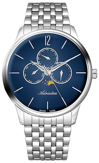 Adriatica A8269.5155QF - zegarek męski