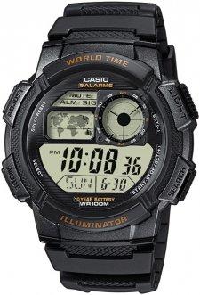 Casio AE-1000W-1AVEF - zegarek męski