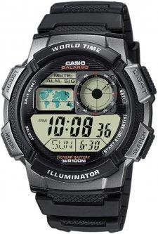Casio AE-1000W-1BVEF - zegarek męski