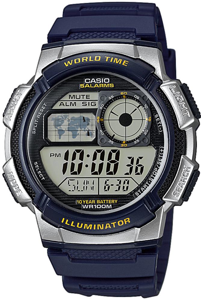 Casio AE-1000W-2AVEF - zegarek męski