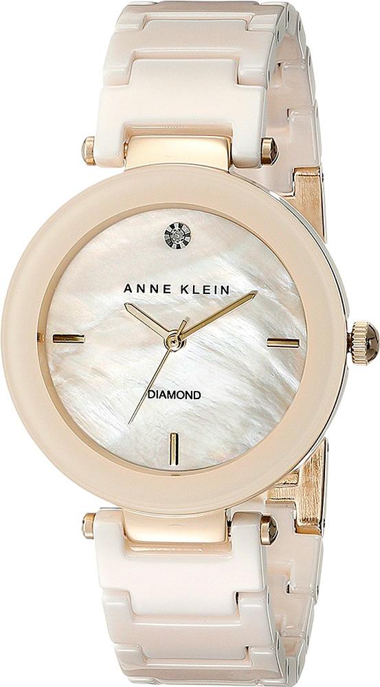 Anne Klein AK-1018IVGB - zegarek damski