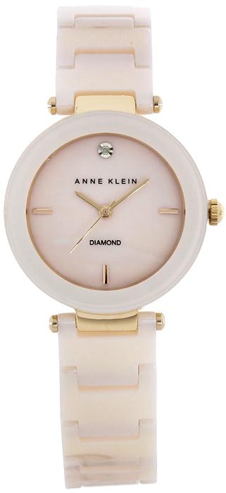 Anne Klein AK-1018PMLP - zegarek damski