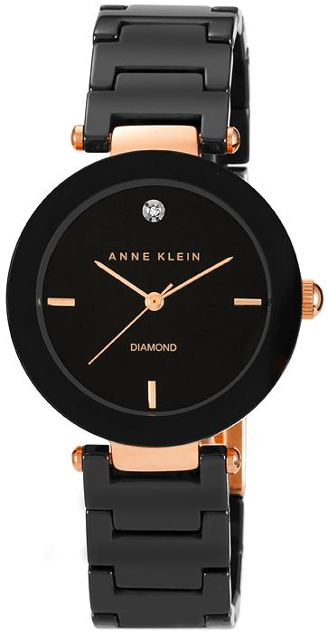 Anne Klein AK-1018RGBK - zegarek damski