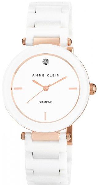 Anne Klein AK-1018RGWT - zegarek damski