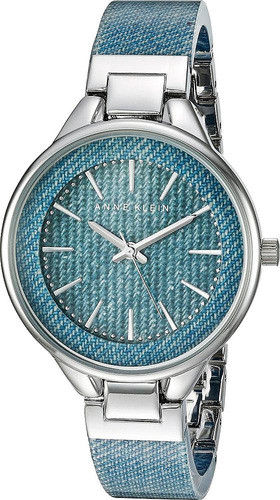 Anne Klein AK-1409LTDM - zegarek damski