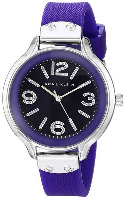 Anne Klein AK-1615PRPR - zegarek damski