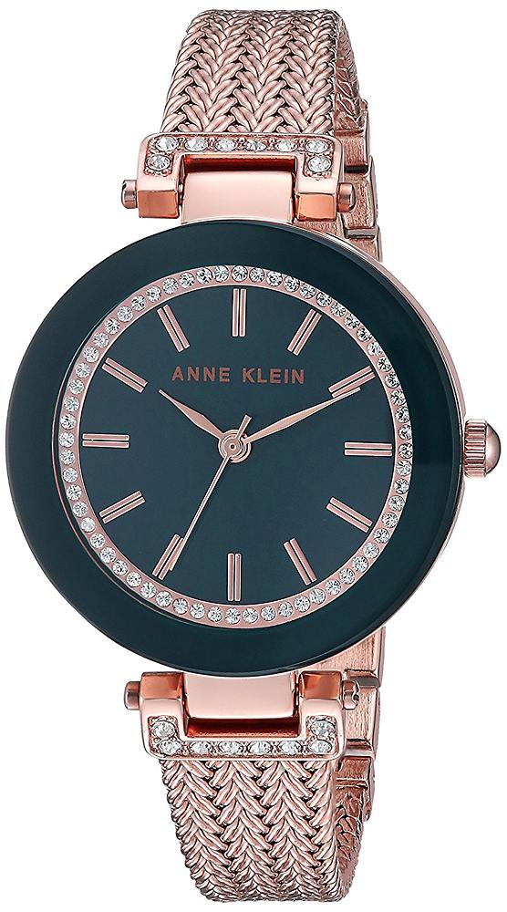 Anne Klein AK-1906NVRG - zegarek damski