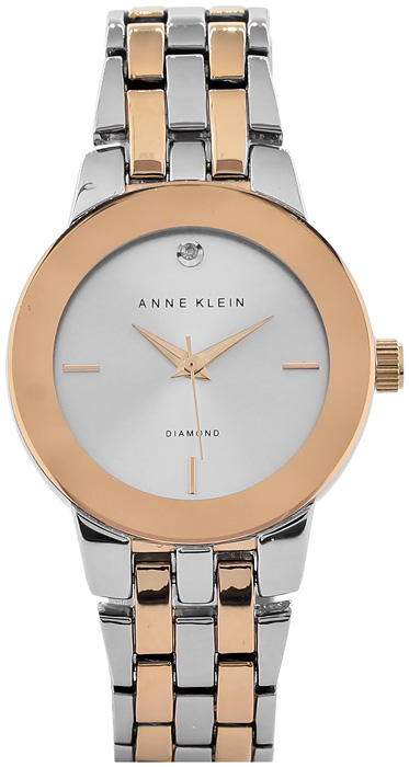 Anne Klein AK-1931SVRT - zegarek damski