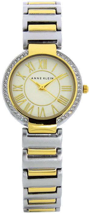 Anne Klein AK-2037SVTT - zegarek damski