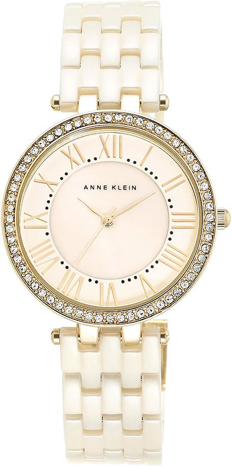 Anne Klein AK-2130IVGB - zegarek damski
