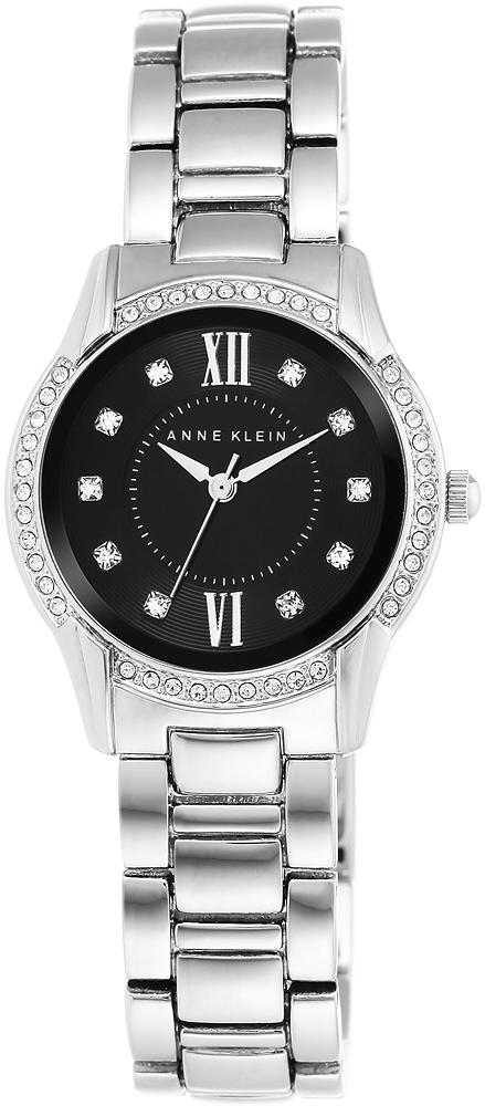 Anne Klein AK-2161BKSV - zegarek damski