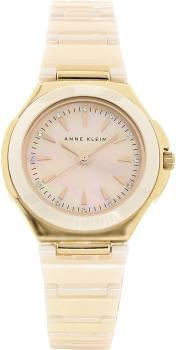 Anne Klein AK-2176RGLP-POWYSTAWOWY - zegarek damski