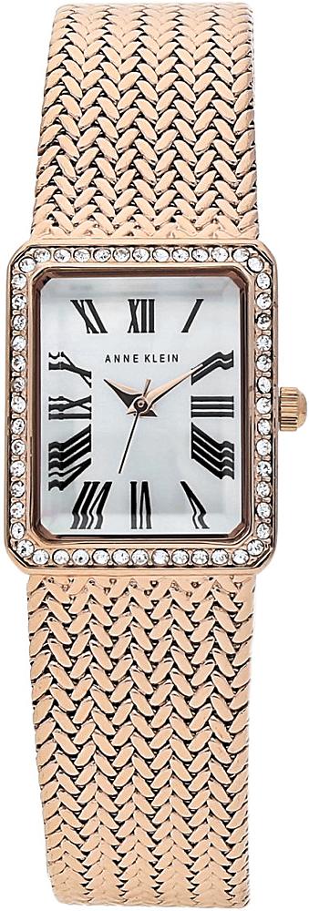 Anne Klein AK-2194MPRG - zegarek damski