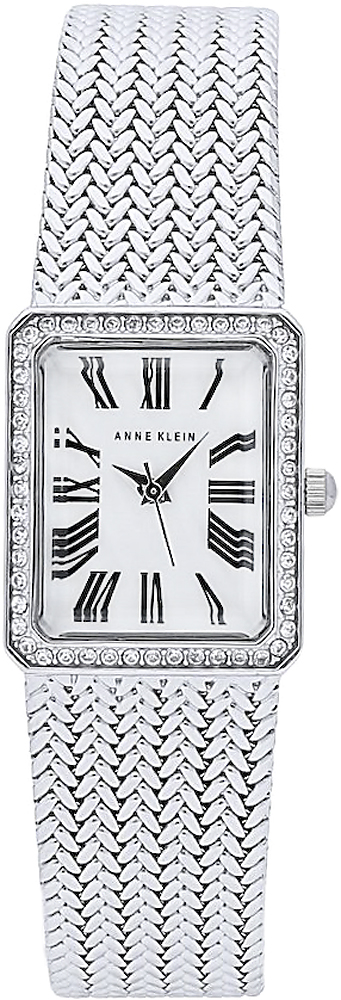 Anne Klein AK-2195MPSV - zegarek damski