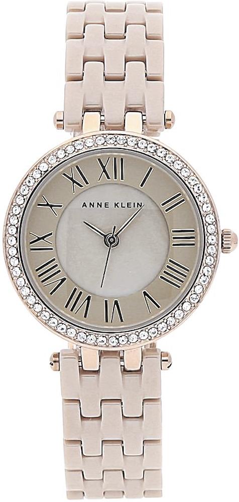 Anne Klein AK-2200TNGB - zegarek damski