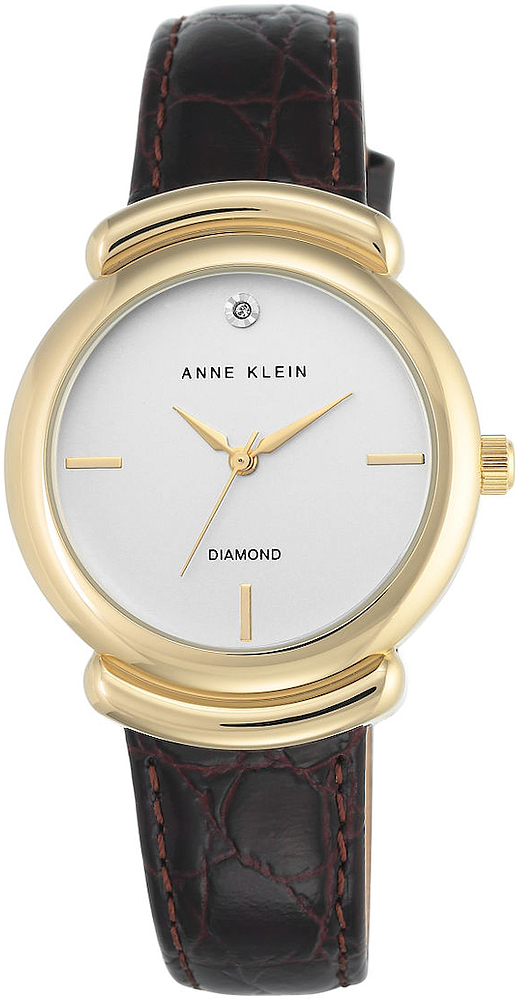 Anne Klein AK-2358SVBN - zegarek damski
