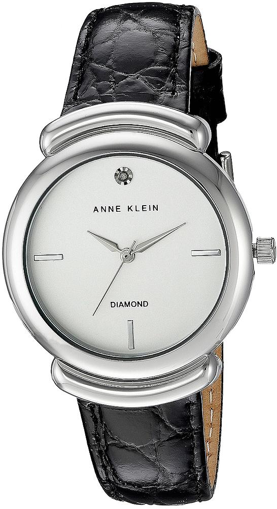 Anne Klein AK-2359SVBK - zegarek damski
