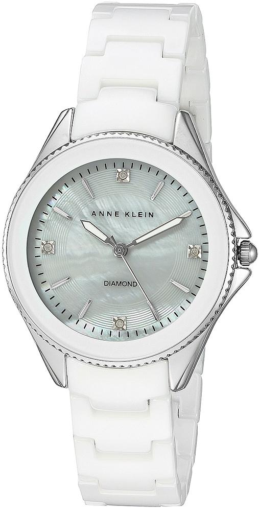 Anne Klein AK-2391WTSV - zegarek damski