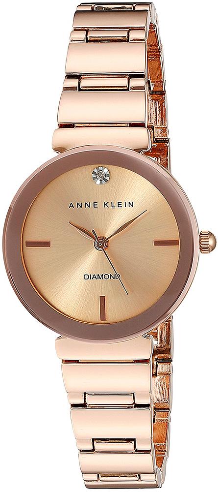Anne Klein AK-2434RGRG - zegarek damski