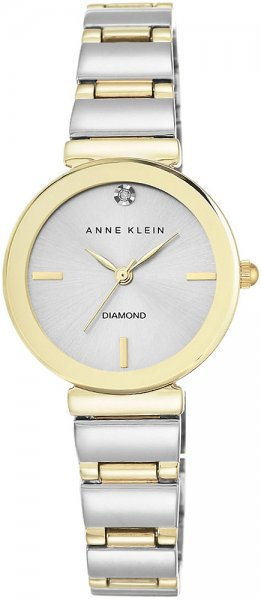 Anne Klein AK-2435SVTT - zegarek damski