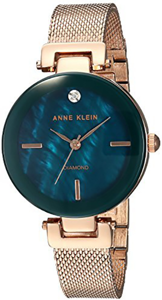 Anne Klein AK-2472NMRG - zegarek damski