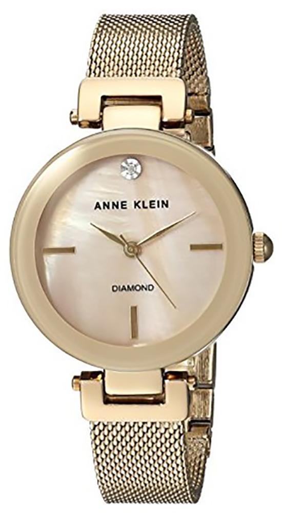 Anne Klein AK-2472TMGB - zegarek damski