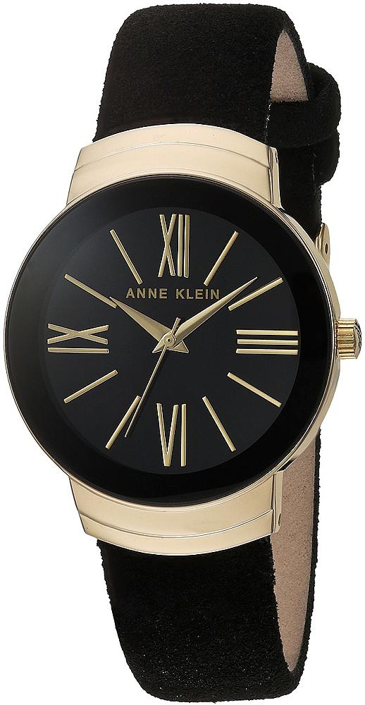 Anne Klein AK-2614BKBK - zegarek damski