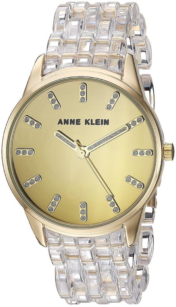 Anne Klein AK-2616CLGB - zegarek damski